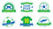 Stock Image : World cup 2014 badges