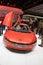 Stock Image : Volkswagen XL1 - Geneva Motor Show 2013
