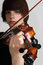 Stock Image : Young violinist