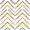 Stock Image : Zigzag seamless pattern