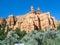 Stock Image : Zion Canyon Utah