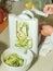 Stock Image : Zucchini spaghetti