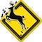 Stock Image : Zwierzę znak