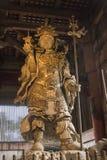  Dai-JI Nara Japan de Bishamonten TÅ photographie stock