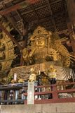  Dai-JI Nara Japan de Nyoirin-kannon TÅ images stock