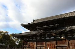  del chÅ del  del jÅ del  di NijÅ a Kyoto Fotografia Stock Libera da Diritti