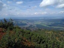  slovaque e du ¡ Ä de Rohà de montagnes dans Orava photo stock
