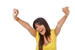 ¡Éxito! Fotografía de archivo
