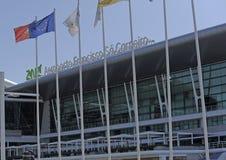 ¡ Carneiro de Francisco SÃ do aeroporto, Porto, Portugal Imagens de Stock