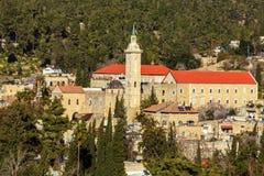 ¡ Cattolico onvent, Ein Kerem, Gerusalemme di Ð fotografie stock libere da diritti