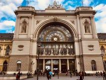 ¡ De Keteti PÃ lyaudvar em Hungria fotos de stock royalty free