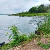 ¡ di Petén Itzà del lago Fotografia Stock