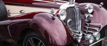 ¡ H för bil HORÐ 850 1936-1940 ?r av produktion royaltyfri fotografi