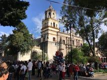 ¡ N Messico di Coyoacà Immagine Stock Libera da Diritti