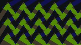 ¡Abstracción preciosa, fondo fino, original, justo de colores verdes, oscuros! foto de archivo