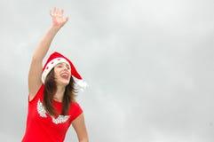 ¡Adiós, tiempo de la Navidad del adiós! Fotografía de archivo libre de regalías