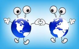 ¡Amor! stock de ilustración