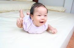 ¡Bebé lindo! Foto de archivo libre de regalías
