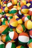 ¡Bolas de playa! Imágenes de archivo libres de regalías