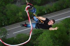 ¡Caída libre!!! ¡La precipitación de la adrenalina!!! fotos de archivo libres de regalías