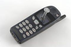 ¡Clave abajo sus costes del teléfono! Fotografía de archivo libre de regalías