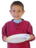 ¡Comamos! Imagen de archivo libre de regalías