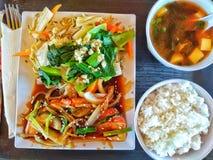 ¡Comida japonesa! fotos de archivo