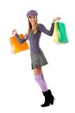¡Comprador feliz! Fotos de archivo libres de regalías