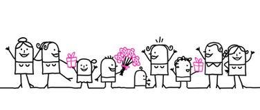 ¡Día de madre feliz! libre illustration