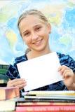 ¡De nuevo a escuela!!! foto de archivo libre de regalías