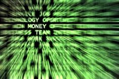 ¡Dinero! Imágenes de archivo libres de regalías