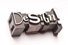 ¡Diseño! Foto de archivo
