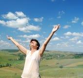 ¡Disfrute de la vida! Imagen de archivo