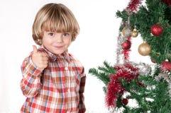 ¡Es hora para la Navidad! Fotos de archivo libres de regalías