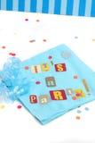 ¡Es un partido! Imágenes de archivo libres de regalías