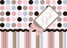 ¡Es una muchacha! Imagenes de archivo