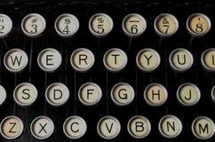 ¡Escriba! Imagen de archivo
