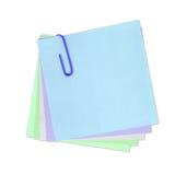 ¡Escriba su propia nota en ella! Imagenes de archivo
