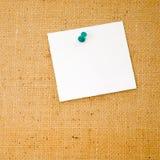 ¡Escriba su propio mensaje en él! Imagen de archivo libre de regalías