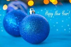 ¡Feliz Año Nuevo! Fotografía de archivo libre de regalías