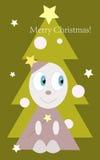 ¡Feliz Navidad! Fotografía de archivo libre de regalías