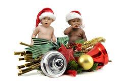 ¡Feliz X'mas a usted!!! Foto de archivo libre de regalías