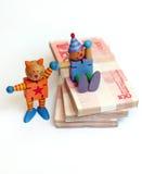 ¡Grandes socios en la inversión! imágenes de archivo libres de regalías