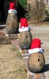 ¡Ho! ¡Ho! ¡Ho! Foto de archivo libre de regalías
