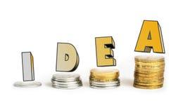 ¡IDEA! Fotos de archivo libres de regalías