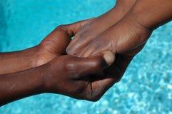 ¡Juntos podemos! Foto de archivo libre de regalías