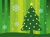 ¡La Navidad! stock de ilustración