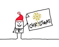 ¡La Navidad! Foto de archivo libre de regalías