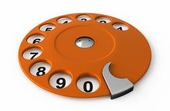 ¡Llámeme! Imagen de archivo libre de regalías