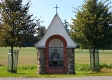 ¡N, capilla, BÃtov, Moravia del ½ JÃ de SvatÃ, checa Imagen de archivo libre de regalías